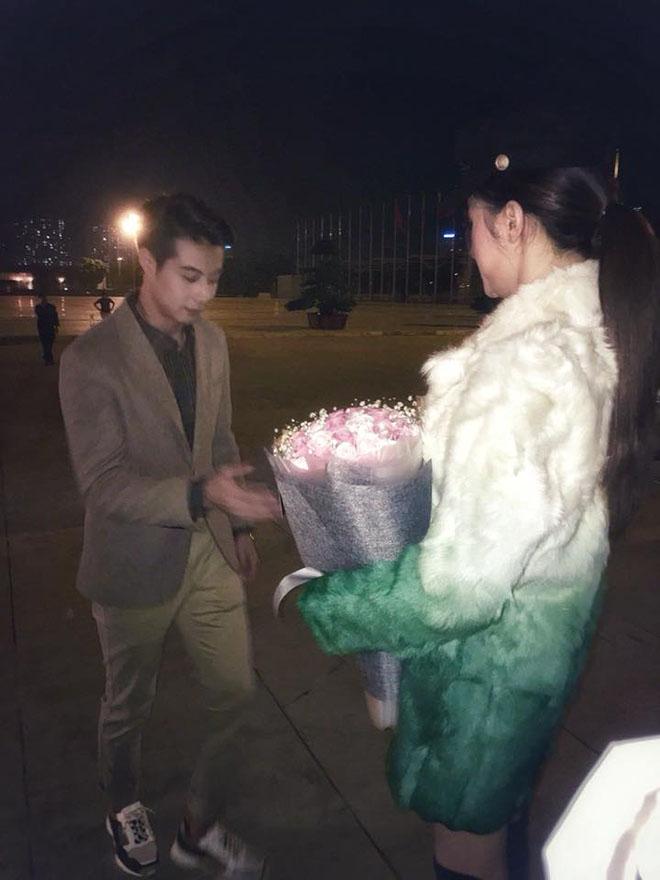 Hương Giang Idol lên tiếng về tin đồn được hot boy Thái Lan cầu hôn - 1