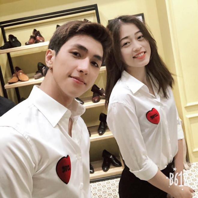Á hậu Phương Nga ái ngại trước tin đồn yêu hot boy Phú Thọ - 1