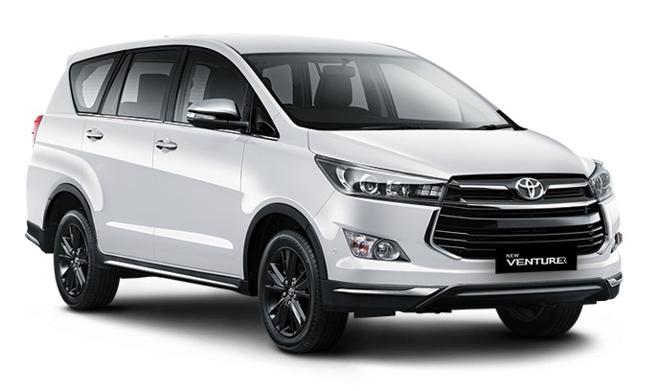 Toyota trang bị thêm túi khí, hệ thống an toàn cho Innova 2018: Giá bán không đổi - 1