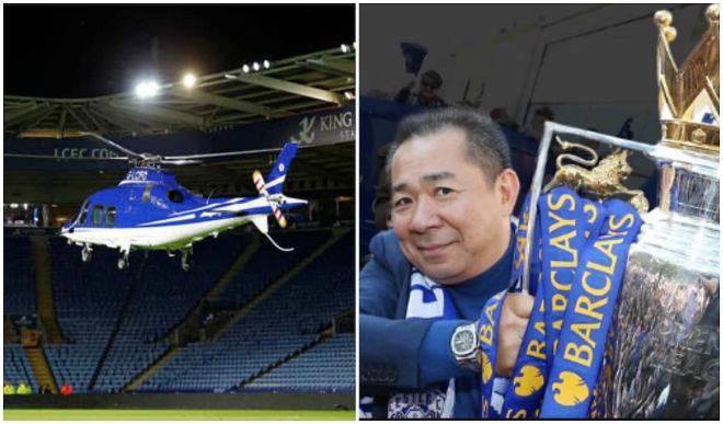 Rúng động: Sau chủ tịch Leicester thêm 2 vụ mất mạng bàng hoàng - 1