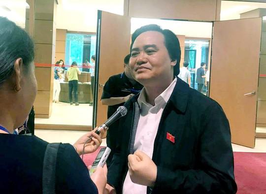 Bộ trưởng Phùng Xuân Nhạ nói về quy định đuổi học học sinh - sinh viên bán dâm 4 lần - 1