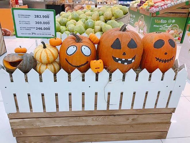 Phát cuồng với bí ngô Halloween khổng lồ lần đầu được trồng ngay tại Việt Nam - 1