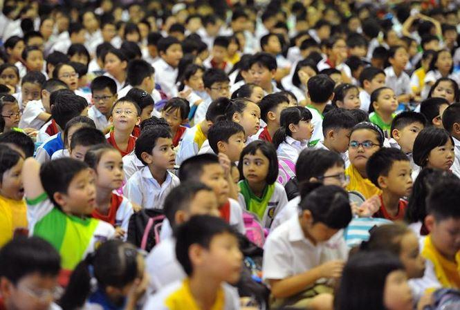 Singapore giảm dần kiểm tra, thi cử cho học sinh - 1