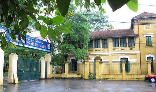 Trường THPT Chu Văn An: Ngôi trường đẹp nhất Hà Nội bước vào tuổi 110 - 1