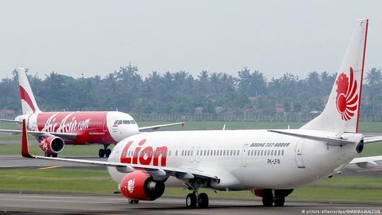 Vụ rơi máy bay Indonesia: Chiếc máy bay rơi không tiếng động - 1