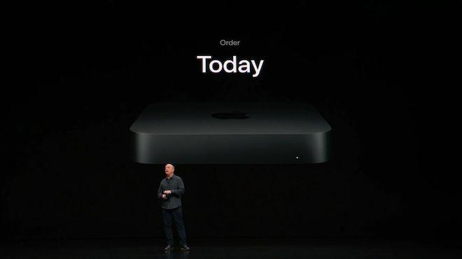 """Apple ra mắt Mac Mini 2018, phần cứng """"cực khủng"""", giá 18,6 triệu đồng - 1"""