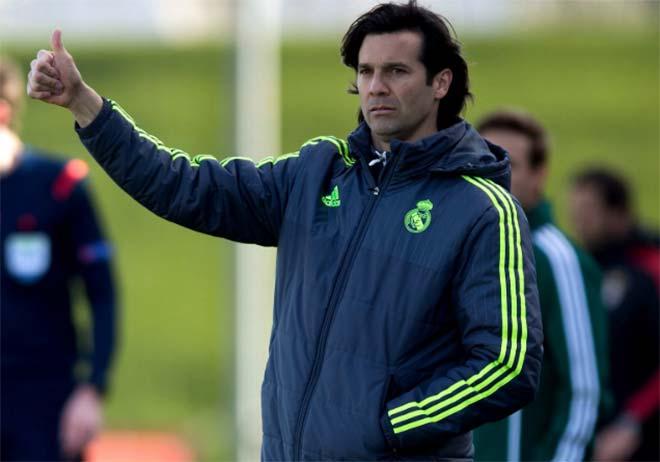 Tin HOT bóng đá tối 31/10: Solari không thích bị so sánh với Zidane - 1
