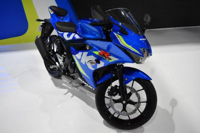 Suzuki GSX-R150 ABS sắp về Đông Nam Á, giá 53,7 triệu đồng - 1