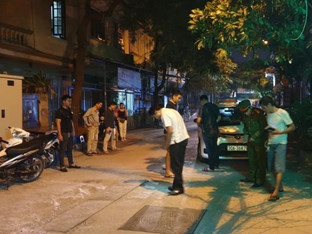Xác định danh tính tài xế taxi bị bắn và cán sau va chạm