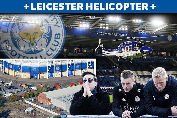 Trực thăng chở Chủ tịch Leicester rơi vì... chim? - 1