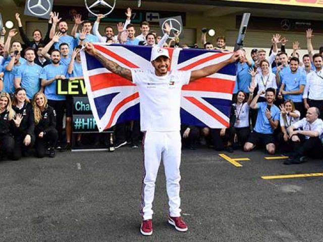 Đua xe F1: 5 ngôi sao rực rỡ của Hamilton và Verstappen