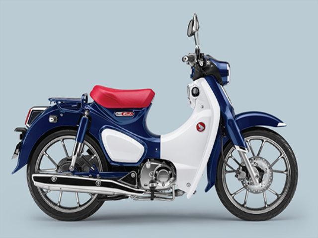 Honda Super Cub C125 ra mắt thị trường Việt, đắt hơn Honda SH