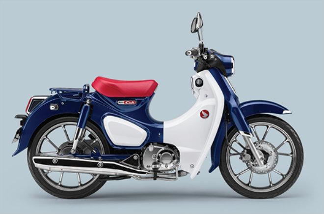 Honda Super Cub C125 ra mắt thị trường Việt, đắt hơn Honda SH - 1
