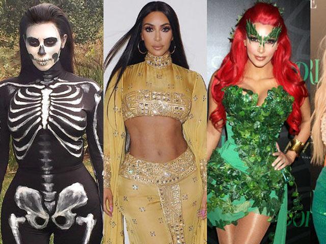 Nhà Kardashian vẫn hot nhất lễ hội hóa trang ở Hollywood sau bao năm