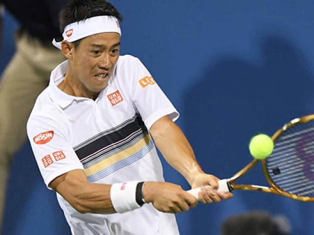 Cập nhật Paris Masters ngày 3: Nishikori, Zverev khởi đầu suôn sẻ