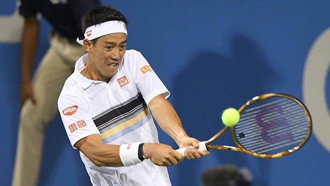 """Paris Masters ngày 3: """"Máy bắn bóng"""" bỏ cuộc, Federer gặp may - 1"""