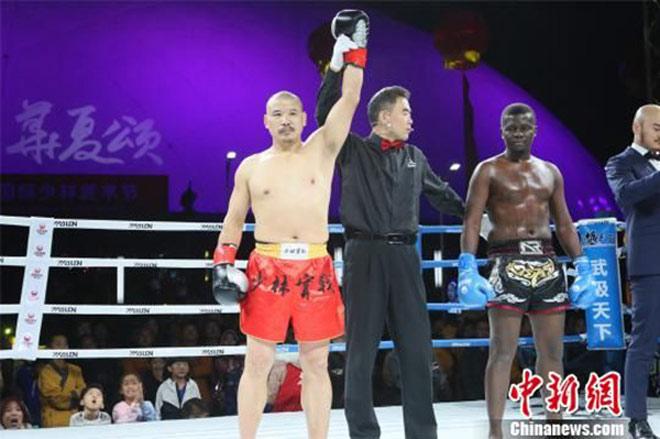 Chấn động võ Trung Quốc: Thiếu Lâm hạ Muay Thái là cú lừa thế giới - 1