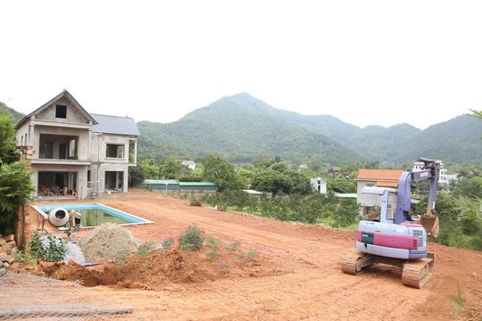Chủ tịch Hà Nội: Cưỡng chế các công trình vi phạm ở Sóc Sơn, bất kể của ai - 1