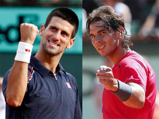 Djokovic vượt Nadal lên đỉnh thế giới: Kỳ tích 18 năm mới xuất hiện - 1