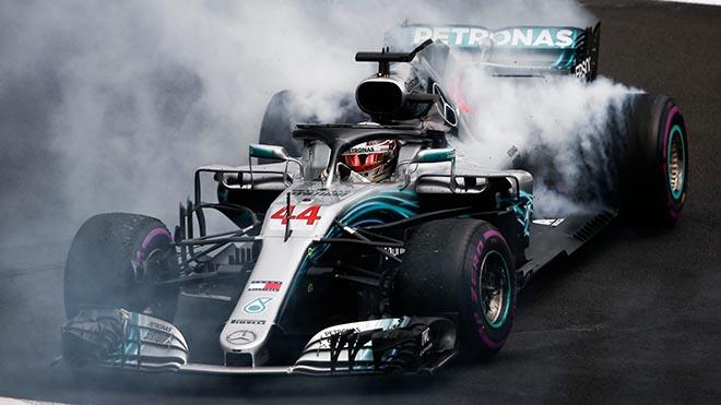 Đua xe F1: 5 ngôi sao rực rỡ của Hamilton và Verstappen - 1
