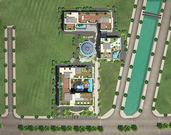 Hinode City, môi trường sống xanh, trong lành cho thế hệ tương lai - 1