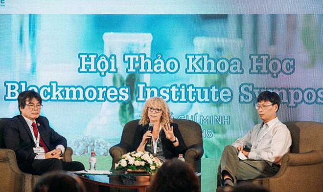 Học Viện Blackmores đưa kiến thức khoa học mới nhất từ Úc đến Việt Nam - 1