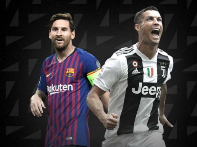 Ronaldo lập siêu kỷ lục Juventus 60 năm: Lo Messi khó tranh Bóng Vàng - 1