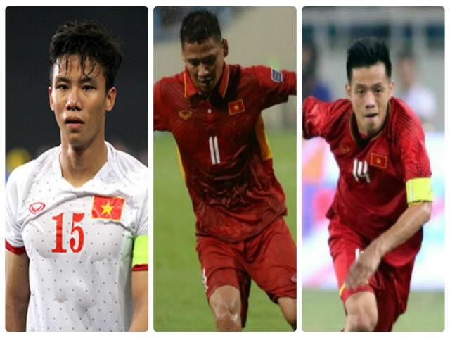 """ĐT Việt Nam săn vàng AFF Cup: Cựu binh nào """"chiếm suất"""" của SAO U23?"""