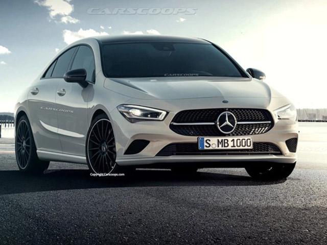 Mercedes-Benz công bố kế hoạch sản phẩm 2019: V-Class và GLS 2019 sẽ được tung ra
