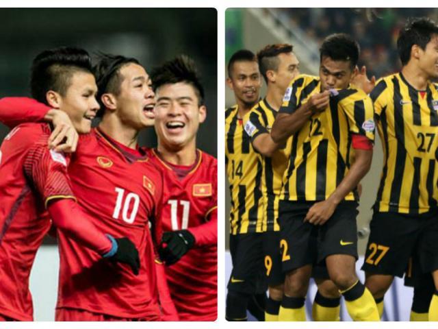 """Đối thủ Việt Nam AFF Cup mạnh cỡ nào: Hiểm họa từ """"Mãnh hổ"""" Malaysia"""