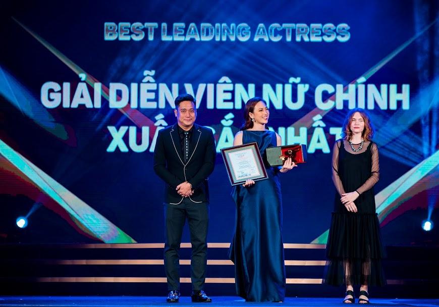 """LHP Quốc tế Hà Nội trao giải cho """"người tình màn ảnh"""" của Thái Hòa - 1"""