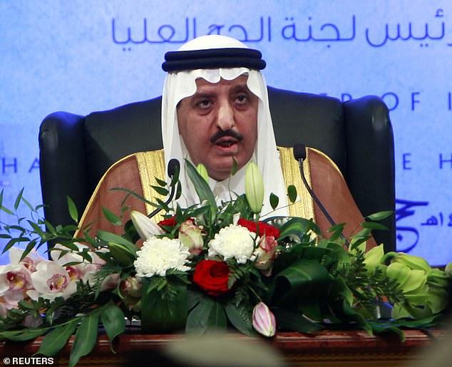 Em trai quốc vương Ả Rập Saudi bất ngờ về nước thay thế thái tử? - 1