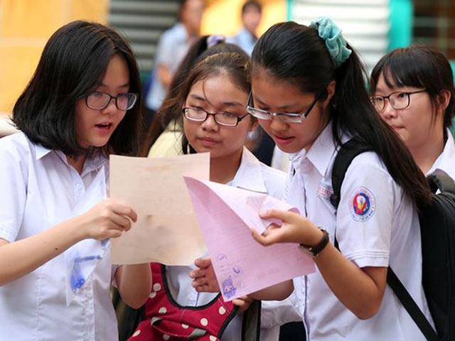 Hà Nội công bố đề thi tham khảo kỳ thi vào lớp 10