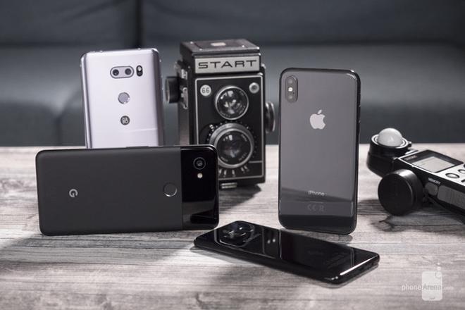 Điểm Danh Smartphone Chụp Ảnh Đẹp Nhất Năm 2018 - 1