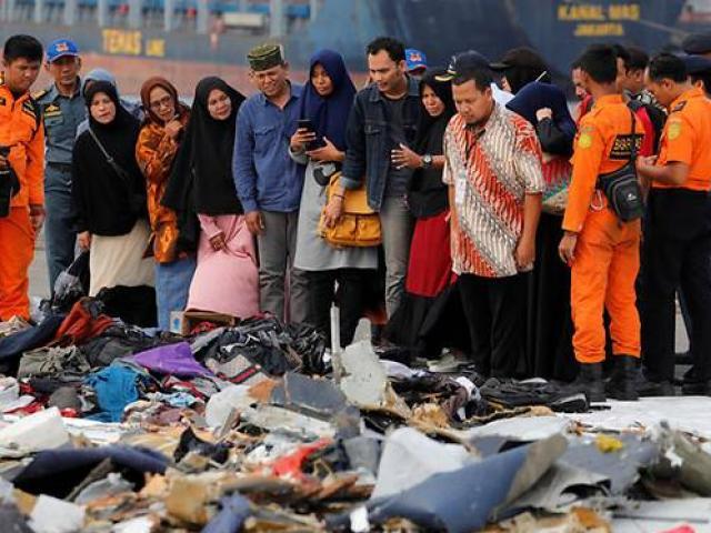 Vụ máy bay Indonesia chở 189 người rơi: Nơi chịu tổn thất lớn nhất