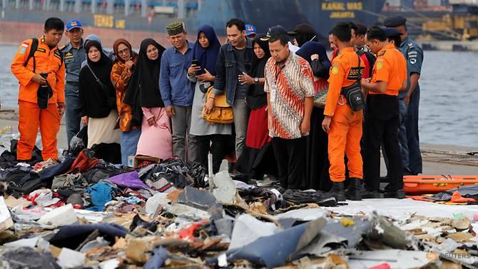 Vụ máy bay Indonesia chở 189 người rơi: Nơi chịu tổn thất lớn nhất - 1