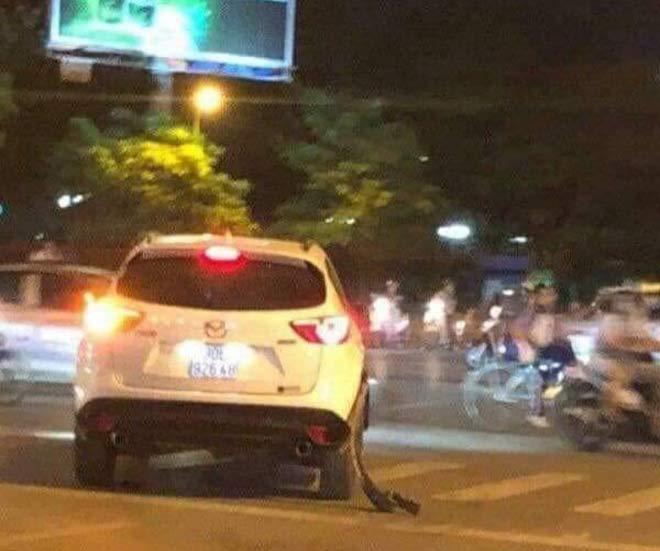 Nóng 24h qua: Lý lịch bất hảo của tài xế Mazda CX5 bắn thủng bụng tài xế taxi - 1