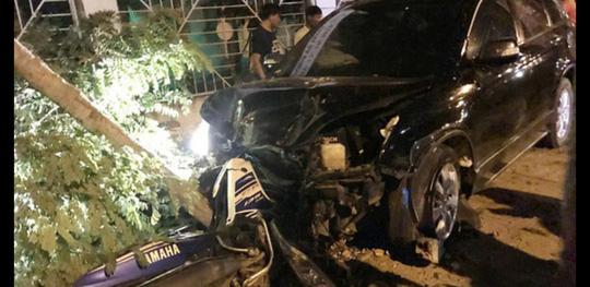 CA Bình Phước công bố: Phó Công an Đồng Xoài không say xỉn khi gây tai nạn - 1