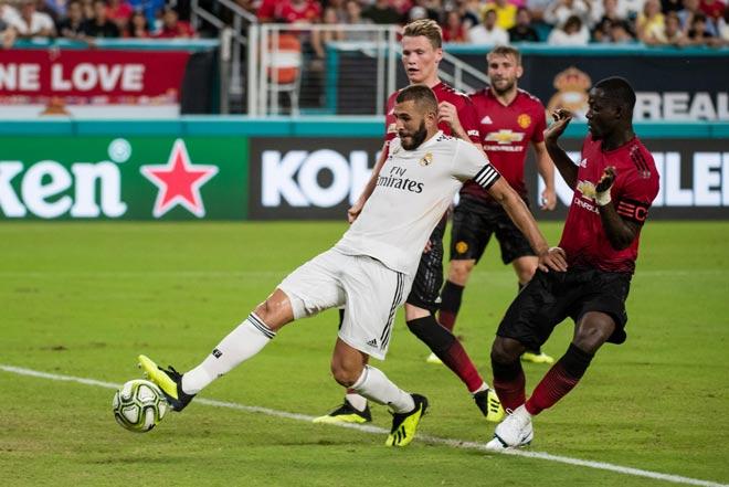 MU đồng cảnh ngộ Real Madrid: Tại sao Mourinho không bị sa thải? - 1