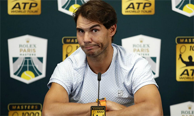Nadal gặp hạn 2 năm liền trước ATP Finals: Mộng bá vương lại xa - 1