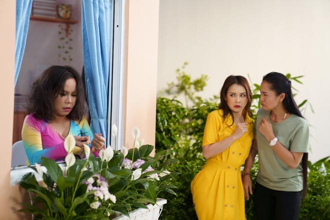 Việt Hương đối phó với hàng xóm lắm chuyện - 1