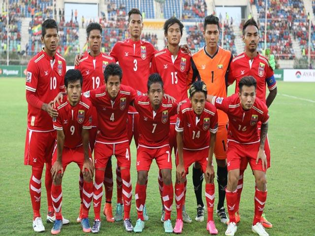Đối thủ Việt Nam AFF Cup mạnh cỡ nào: Myanmar - coi chừng ngôi sao 9 tỷ VNĐ