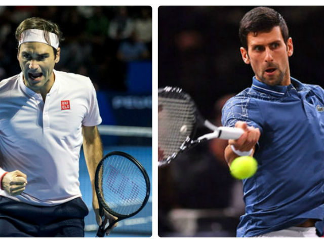 Cập nhật Paris Masters ngày 4: Federer không vội nghĩ đến chức vô địch