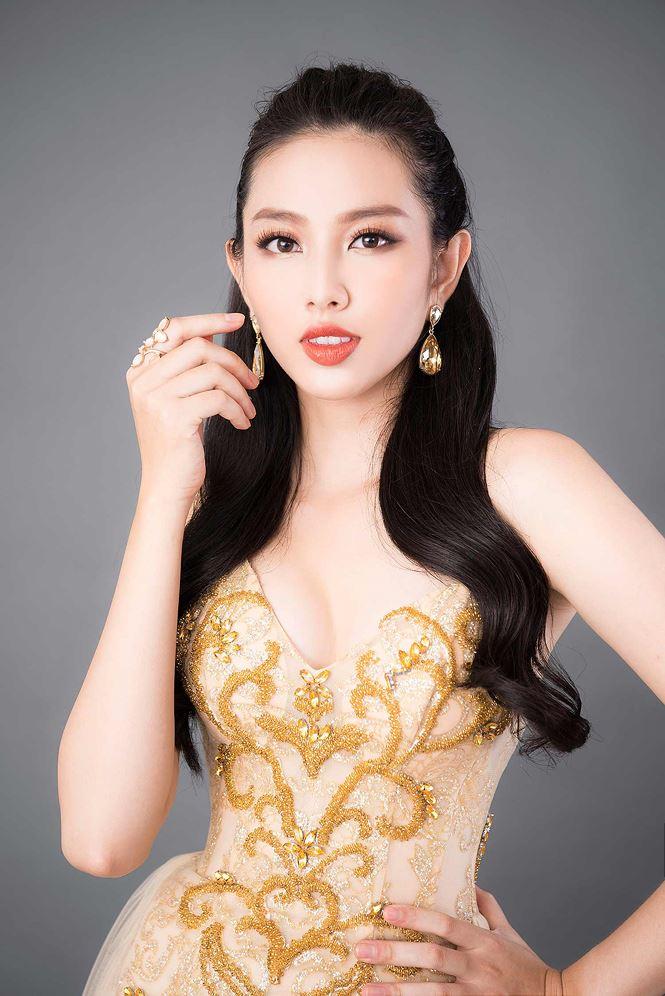Thùy Tiên khoe sắc vóc nữ thần trước thềm chung kết Miss International - 1