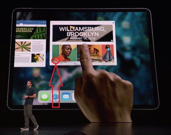 Hướng dẫn sử dụng iPad Pro mới ra không có nút Home - 1