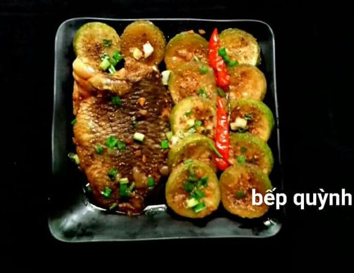 Cá rô kho bầu mềm ngọt, lạ miệng đổi bữa cho cả gia đình - 1