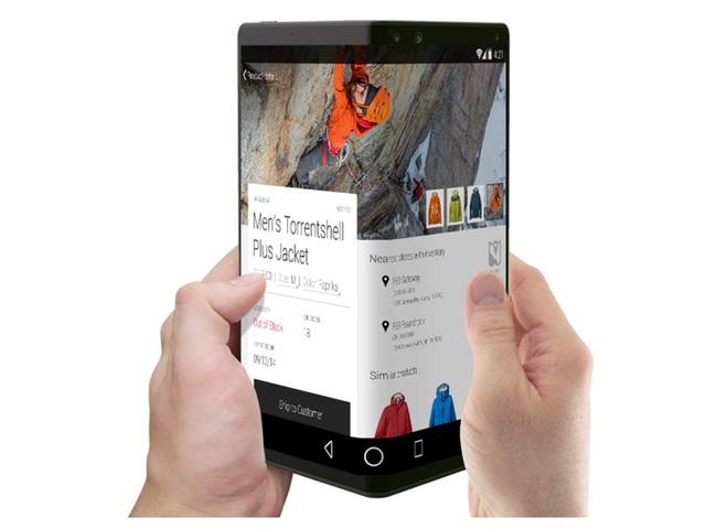 LG sẽ vượt mặt Samsung trong cuộc đua sản xuất smartphone có thể gập