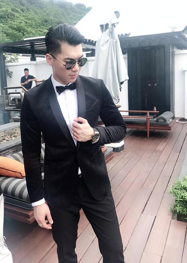 Trương Nam Thành tổ chức lễ cưới với nữ đại gia hơn tuổi? - 1