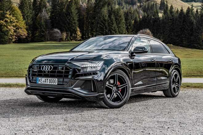 ABT Sportsline ra mắt gói độ đầu tiên cho Audi Q8 - 1