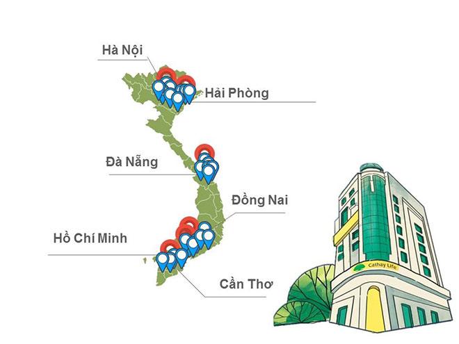 Cathay Life Việt Nam mở 06 văn phòng kinh doanh mới - 1